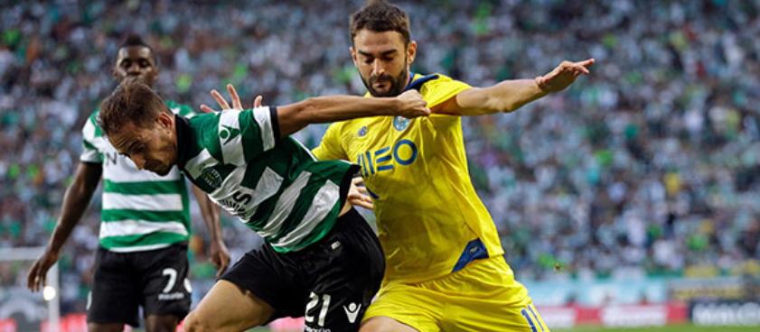 Ponturi recomandate la Sporting  Lisabona - FC Porto