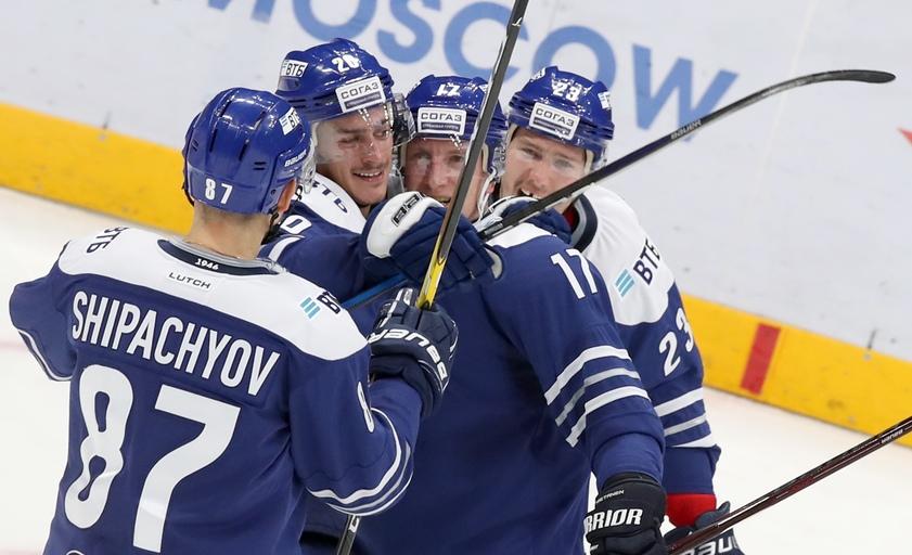 Прогноз на матч КХЛ «Витязь» — «Динамо»