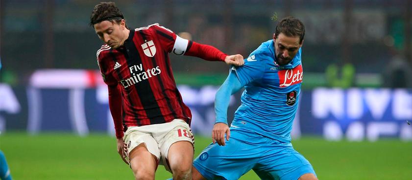 «Наполи» - «Милан»: прогноз на матч итальянской Серии А. Каковы амбиции «россонери»?