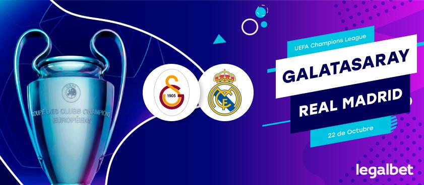 Previa y pronósticos Galatasaray - Real Madrid 2019