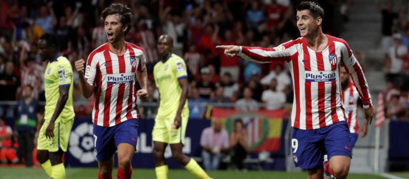 Στοίχημα στα Leganes - Atletico Madrid, Barcelona - Betis