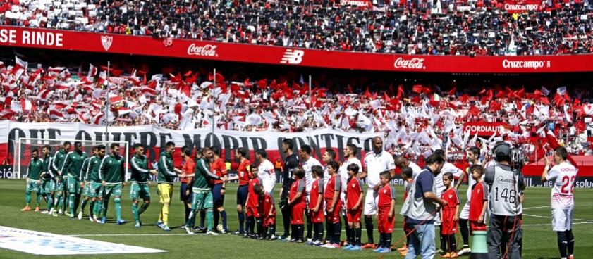 Pronóstico Betis - Sevilla 12.05.2018