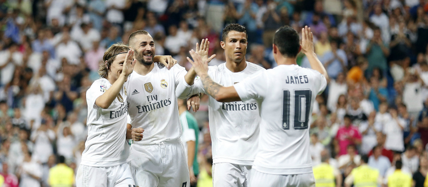 FC Real Madrid - Legalbet.es