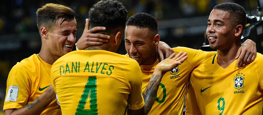 Pronóstico Brasil - Costa Rica, Mundial Rusia 22.06.2018