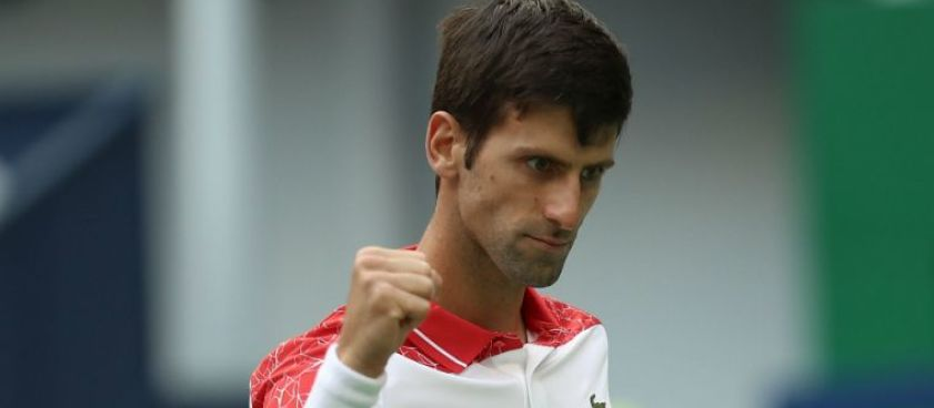 Pontul meu din tenis Novak Djokovic vs Borna Coric