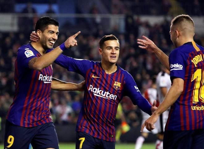 Леванте - Барселона: будет ли разгром?