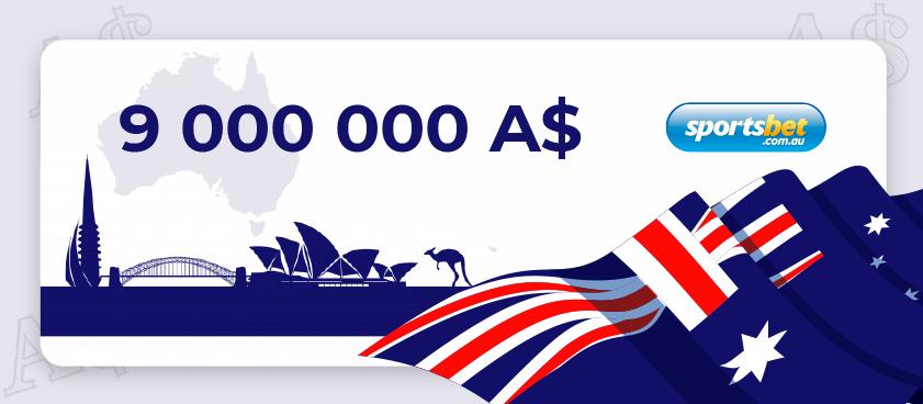 Австралийский букмекер заплатит клиентам за ошибочные коэффициенты