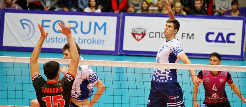 «Динамо-ЛО» – «Кузбасс»: прогноз на чемпионат России по волейболу среди мужчин
