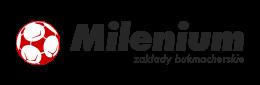 Logo bukmachera Milenium - legalbet.pl