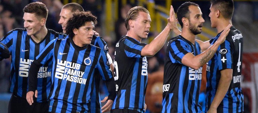 Mouscron - Club Brugge: Ponturi fotbal Jupiler League