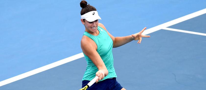 Jennifer Brady – Simona Halep: ponturi Tenis Australian Open