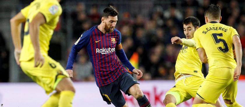 Στοίχημα στο Barcelona - Villarreal