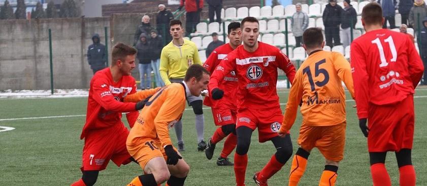 Spartak Subotica - Proleter. Pontul lui IulianGGMU