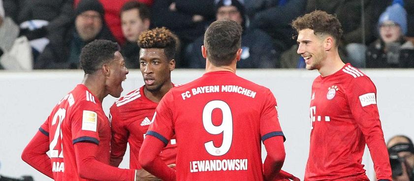 Bayern Munchen - Schalke 04 | Ponturi Pariuri Bundesliga