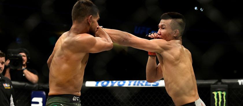 Прогноз на итоги турнира UFC Fight Night 154 по смешанным единоборствам (ММА) от Георгия Макарова