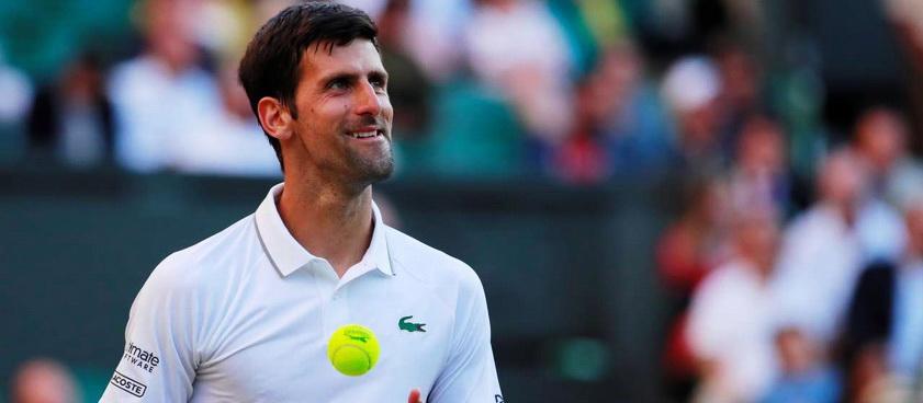 Novak Djokovic - David Goffin. Predictii sportive Sferturi de finala Wimbledon 2019