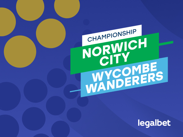Legalbet.uk: Super Sunday: The Championships Wycombe Wanderers vs Norwich City.