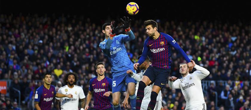 «Барселона» — «Реал Мадрид»: прогноз на первое Эль-Класико сезона. Битва за независимость