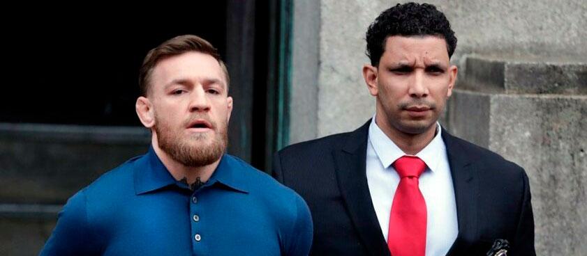 «Он не такой?»: Макгрегора обвиняют в сексуальных домогательствах, но его менеджер всё отрицает