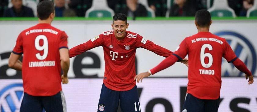 Bayern Munchen - Wolfsburg: Predictii fotbal Bundesliga