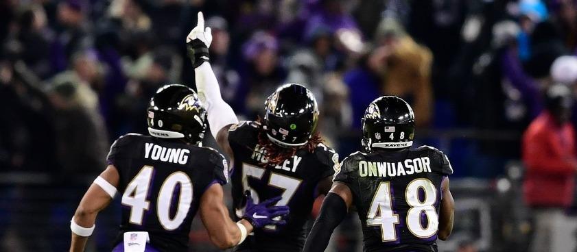 Στοίχημα στο Baltimore Ravens - Cleveland Browns