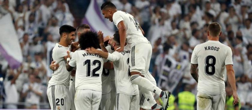 Pronóstico de Jorge, Real Madrid - Espanyol  22.09.2018