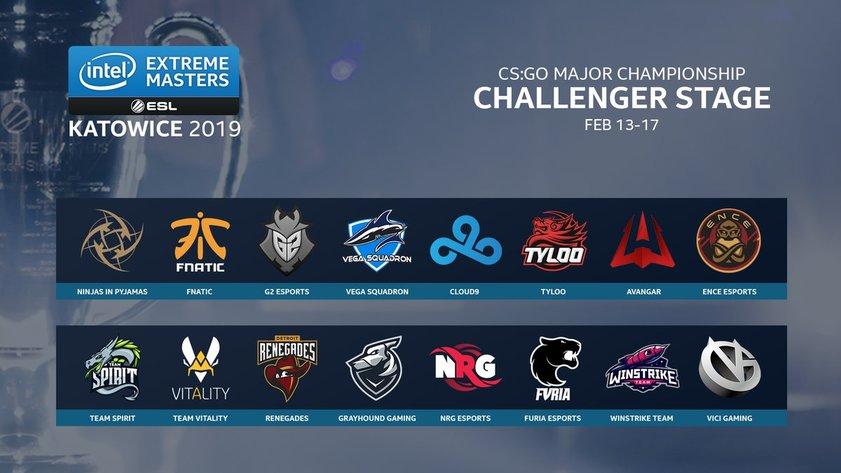 Ставки на Intel Extreme Masters XIII по СS:GO. Превью стадии претендентов