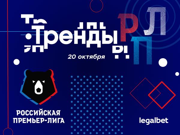 Legalbet.kz: Гол «Сочи», победа «Краснодара» – варианты ставок на РПЛ 20 октября.