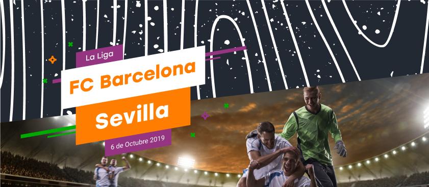 Previa FC Barcelona - Sevilla, La Liga 2019
