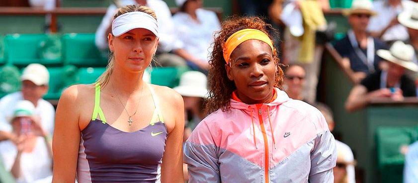 Серена Уильямс - Мария Шарапова: однажды на US Open