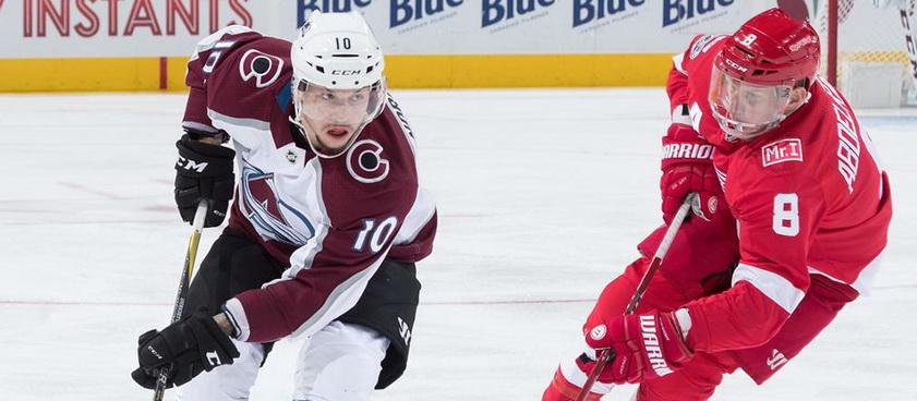 Colorado Avalanche - Detroit Red Wings: Pronosticuri hochei NHL