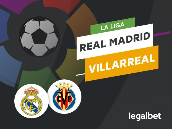 Antxon Pascual: Apuestas y cuotas Real Madrid - Villarreal, La Liga 2020/21.