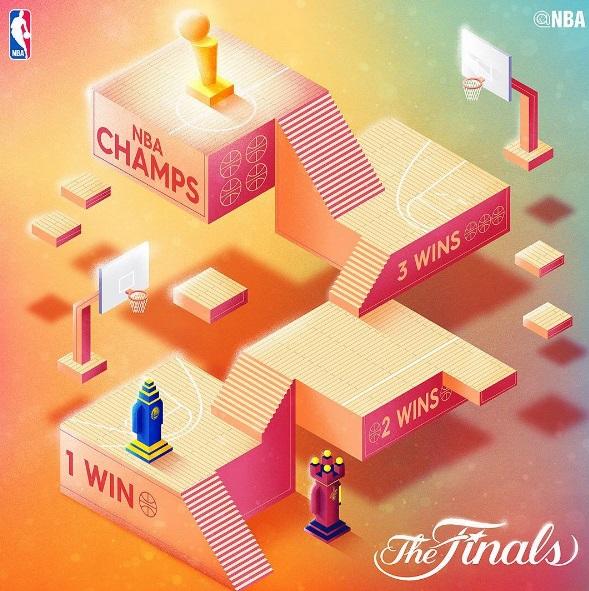 Прогноз на матчи Плей-офф. Финал NBA. Голден Стэйт - Кливленд