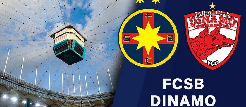 FCSB - Dinamo: cote la pariuri si statistici