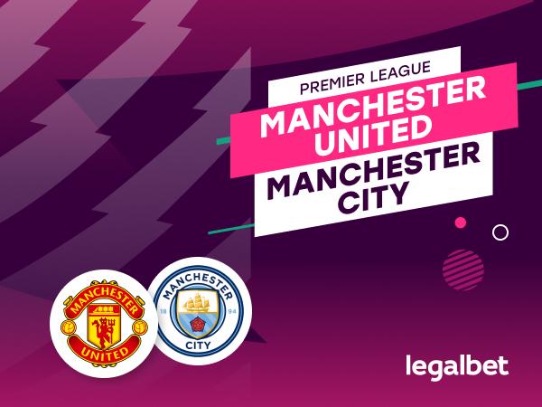 Antxon Pascual: Apuestas y cuotas Manchester United - Manchester City, Premier League 2020/21.