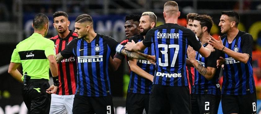 Milan - Inter. Pronosticuri Predictii sportive Serie A