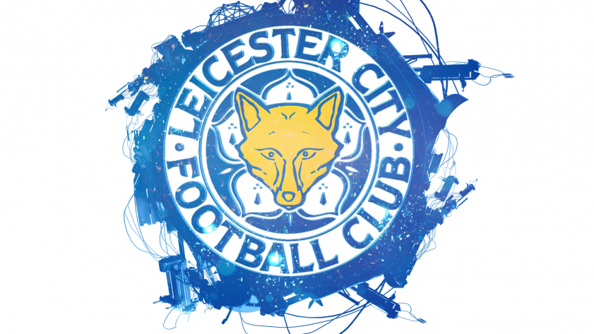 Логотип лестер сити