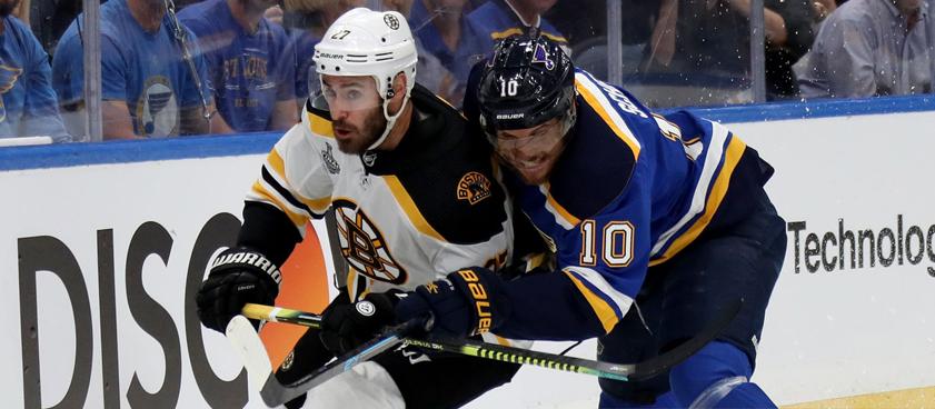 Сент-Луис – Бостон: прогноз на 4-ый матч финала НХЛ. «Мишки» разбушевались