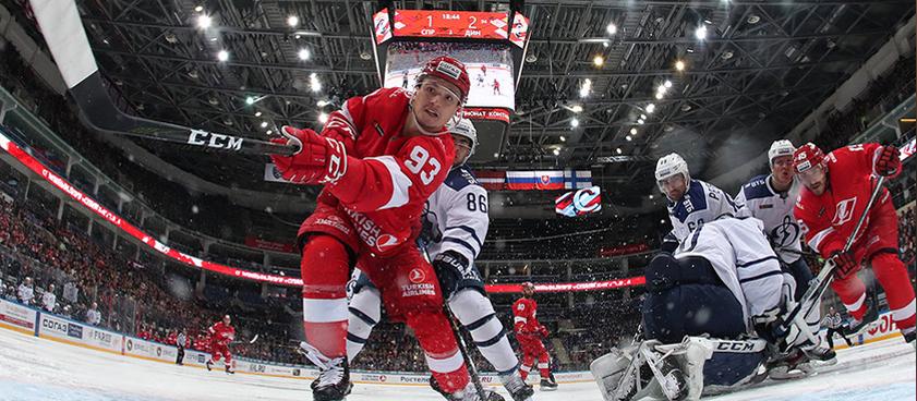 «Спартак» - СКА: прогноз на матч регулярного сезона КХЛ. Репетиция перед плей-офф