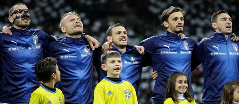 Italia - Grecia: Ponturi Preliminarii EURO 2020