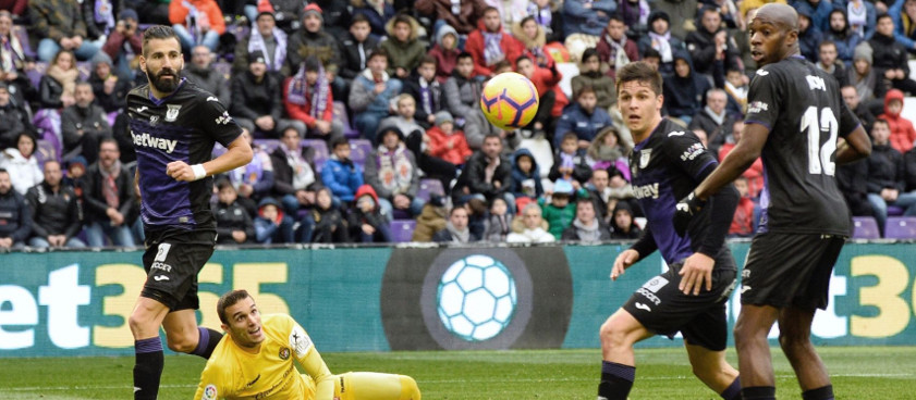 Pronóstico Leganés - Real Valladolid, La Liga 2019