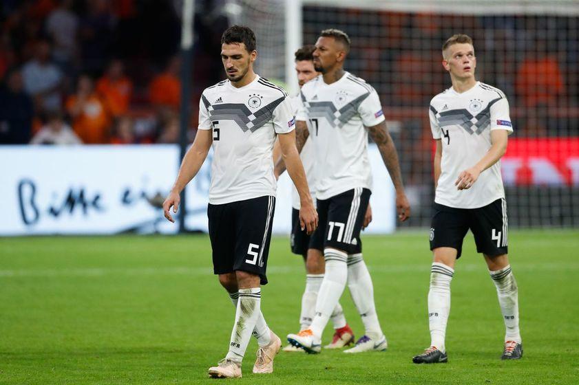 «Немецкая машина» готова побеждать? Товарищеский матч с Россией