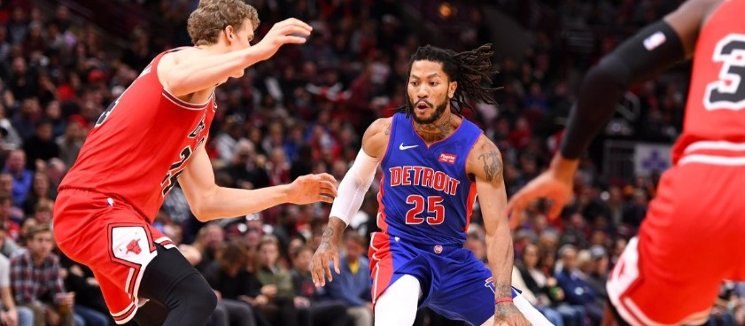 Detroit Pistons - Chicago Bulls: ένα προγνωστικό από τον Dude