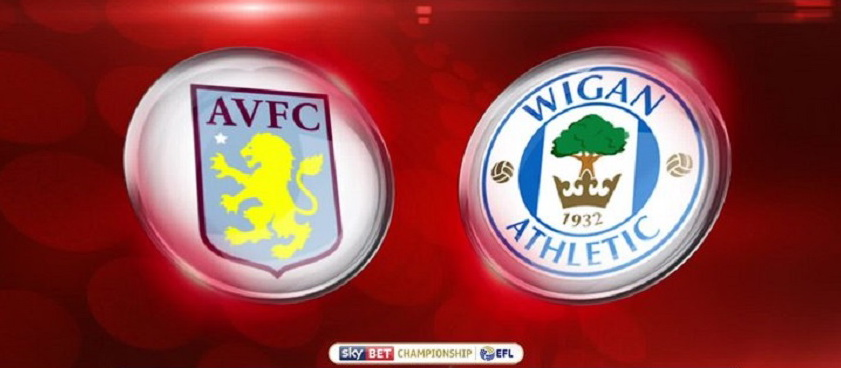 Aston Villa - Wigan. Pontul lui IulianGGMU
