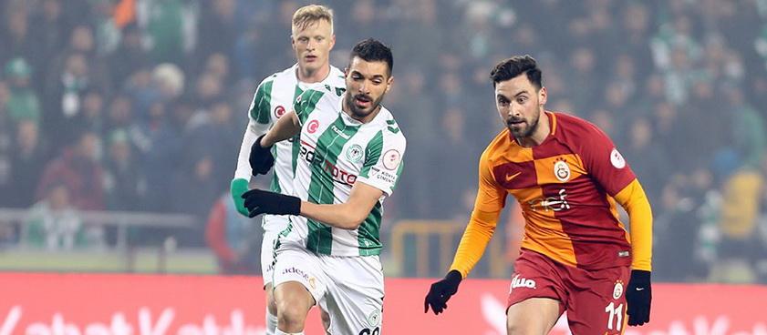 Konyaspor - Galatasaray: Predictii pariuri fotbal Super Lig.