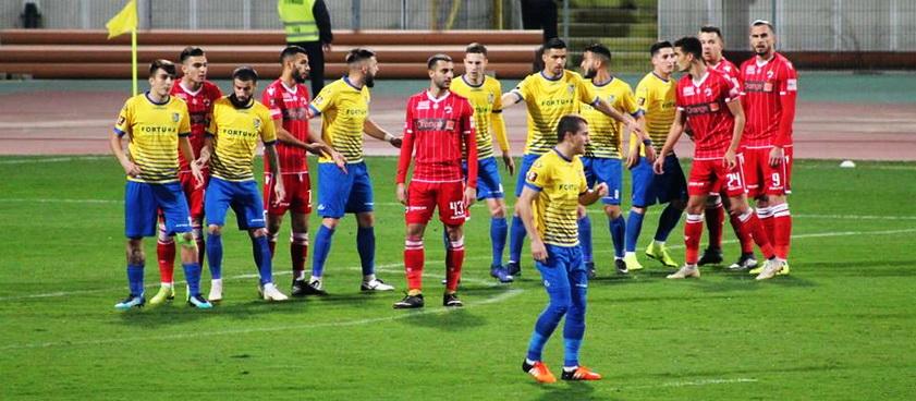 Dunărea Călărași - Dinamo Bucureşti: Pronosticuri Liga 1 Betano (play-out)