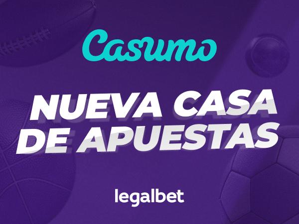 Legalbet.es: Casumo llega a España ¡No te pierdas esta nueva casa de apuestas!.