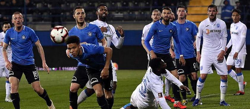 Universitatea Craiova - FC Viitorul. Predicţii sportive Liga 1 Betano (play-off)