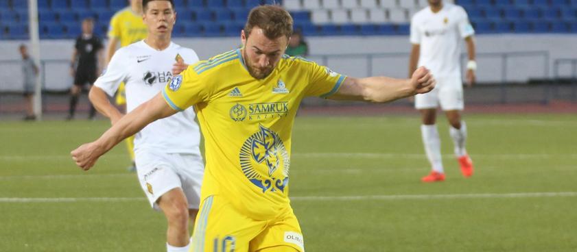 «Тобол» – «Астана»: прогноз на футбол от Ермухамеда Маулена