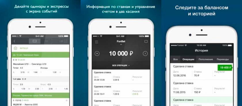 Мобильные версии букмекерских контор: тест на конкурентоспособность